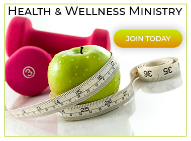 Health and Wellness Ministry Newsletter Signup